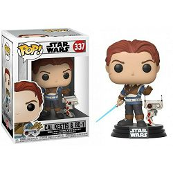 FUNKO POP GAMES: JEDI FALLEN ORDER - CAL KESTIS WITH BD-1