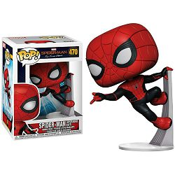 FUNKO POP: SPIDER-MAN: FAR FROM HOME - SPIDER-MAN (UPGRADED SUIT)