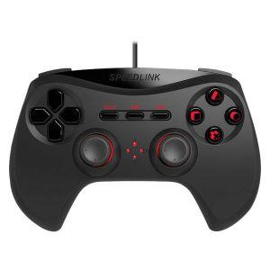 Gamepad SPEEDLINK STRIKE NX, PC/PS3, žični, crni - BEST BUY