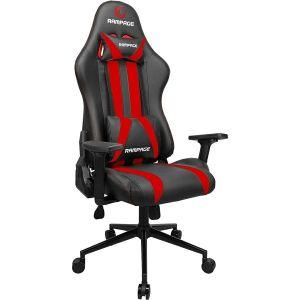 Gaming stolica RAMPAGE KL-R50 X-Line, crno-crvena