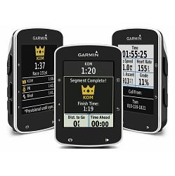 Garmin Edge 520 HRM + CAD
