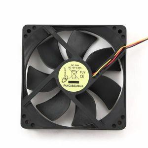 Ventilator za kućište 120 mm PC case fan, ball bearing, FANCASE3-BALL