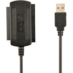 Gembird USB to IDE SATA adapter cable, AUSI01