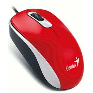 Miš Genius DX-110 LED, BlueEye, USB, crveni