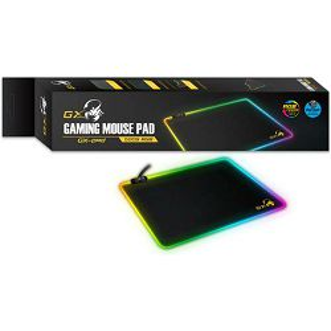 Podloga za miš Genius GX-Pad 500S RGB, gaming, RGB, crna, medium 450x400mm