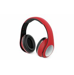 Slušalice Genius HS-935R, bluetooth, NFC, crvene - BEST BUY
