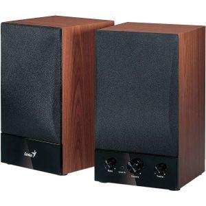 Zvučnici Genius SP-HF1250B II, 40W, drveni