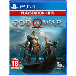 God of War HITS PS4