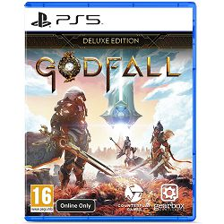 Godfall - Deluxe Edition PS5