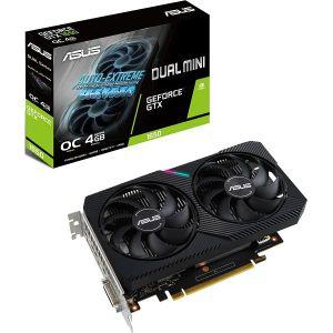 Grafička Asus Dual GeForce GTX 1650 MINI OC Edition, 4GB GDDR6 - BEST BUY
