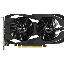 Grafička Asus Dual GeForce GTX1650 OC Edition 4GB GDDR 5 - PROMO
