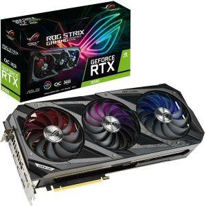 Grafička Asus ROG Strix RTX3090 O24G GAMING, 24GB GDDR6X - PROMO