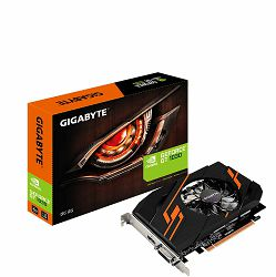 Grafička Gigabyte GeForce GTX 1030 OC, 2GB GDDR5