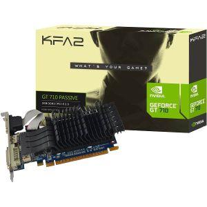 Grafička KFA2 GeForce GT 710 Passive, 2GB DDR3