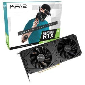 Grafička KFA2 PG190 Geforce RTX3060Ti OC, 8GB GDDR6, LHR