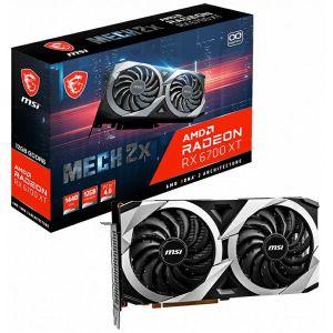 Grafička MSI AMD Radeon RX6700XT Mech 2X, 12GB GDDR6