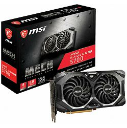 Grafička MSI Radeon RX5700 Mech OC 8G - BEST BUY