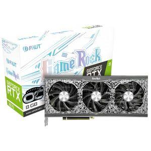 Grafička Palit GeForce RTX3070 GameRock, 8GB GDDR6, LHR