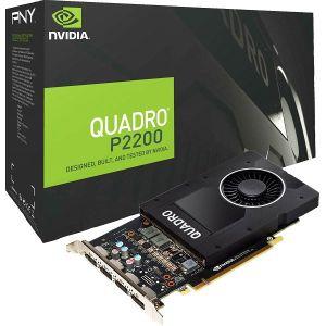 Grafička PNY Quadro P2200, 5GB GDDR5X, PCIe 3.0 x16, 4x DP
