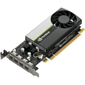Grafička PNY Quadro T1000, 4GB GDDR6, PCIe 3.0 x16, Low Profile