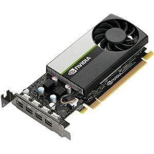 Grafička PNY Quadro T600, 4GB GDDR6, PCIe 3.0 x16, 3x mDP-DP, Low Profile