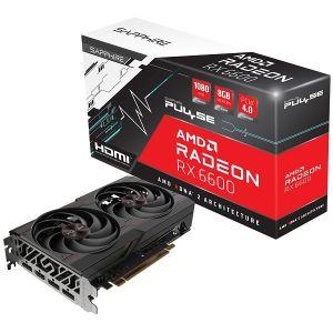 Grafička Sapphire AMD Radeon Pulse RX6600, 8GB GDDR6 - MAXI PONUDA