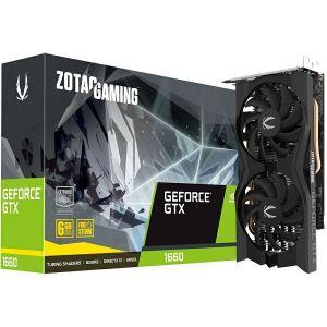 Grafička Zotac GAMING GeForce GTX1660 Twin Fan, 6GB GDDR5 - BEST BUY