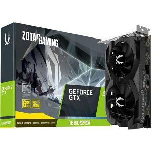 Grafička Zotac GeForce GTX1660 Super Twin Fan, 6GB GDDR6 - MAXI PONUDA