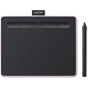 Grafički tablet Wacom Intuos S Bluetooth, Pink