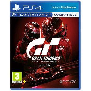 Gran Turismo Sport Spec II PS4 - PROMO