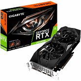 Grafička GIGABYTE NVIDIA GeForce RTX 2060 SUPER WINFORCE OC GDDR6 8GB/256bit, /14000MHz, PCI-E 3.0 x16, HDMI, 3xDP, WINDFORCE 2X Cooler (Double Slot), Backplate, Retai - PROMO