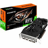 Grafička Gigabyte NVidia GeForce RTX 2070 GDDR6 8GB/256bit, 1620MHz/14000MHz, PCI-E 3.0 x16, HDMI, 3xDP, WINDFORCE 2X Cooler (Double Slot) Backplate, Retail