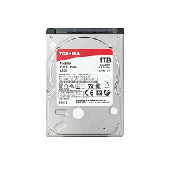 Hard disk Toshiba L200 1TB, 8MB, 5400rpm, 9,5 mm
