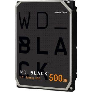 Hard disk WD Black (500GB, SATA 6Gb/s, 64MB Cache, 7200rpm)