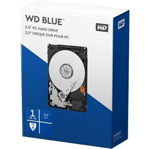 Hard disk WD Blue (1TB, SATA 6Gb/s, 8MB Cache, 5400rpm)