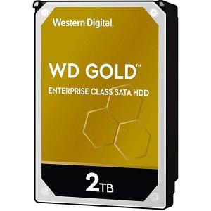 Hard disk WD Gold (2TB, SATA 6Gb/s, 128MB Cache, 7200rpm)