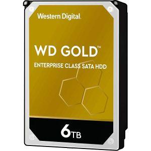 Hard disk WD Gold (6TB, SATA 6Gb/s, 256MB Cache, 7200rpm)