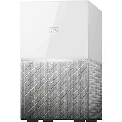 Eksterni disk WD My Cloud Home Duo 8TB (dual disk)