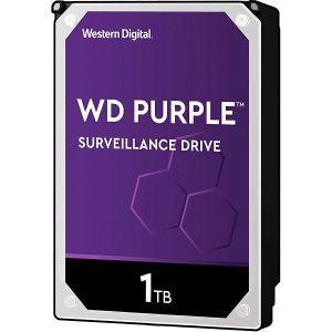 Hard disk WD Purple (1TB, SATA 6Gb/s, 64MB Cache, 5400rpm)