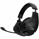 Slušalice Kingston HyperX Wireless Gaming, Cloud Stinger Core - 7.1 surround, black, 40mm drivers, USB charge cable, 17 hrs battery - MAXI PONUDA