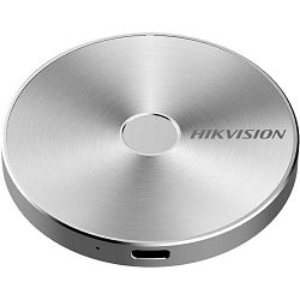 Eksterni SSD Hikvision T100F Fingerprint 512GB