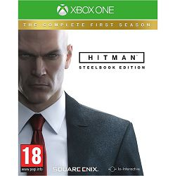 Hitman Professional Complete Seeson 1 Steelbook Xbox One