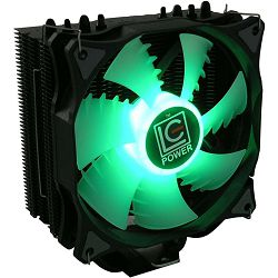 Hladnjak za procesor LC-Power Cosmo Cool LC-CC-120 RGB, LGA 775-2066, AMD AM2-AM4