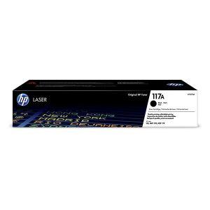 Toner HP 117A, W2070A, Black