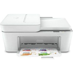 Printer HP DeskJet Plus 4120 All-in-One, 3XV14B, pisač, skener, kopirka, duplex, fax, WiFi, USB, A4