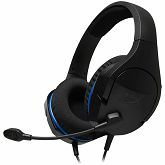 Slušalice Kingston HyperX Gaming Headset, Stinger Core, black, 40mm drivers, 3.5mm jack, microphone, Headset cable 1.3m, PS4 - MAXI PONUDA