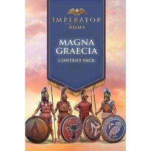Imperator: Rome - Magna Graecia Content Pack STEAM Key