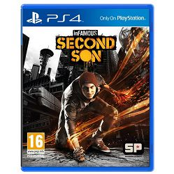 InFamous Second Son PS4 - AKCIJA