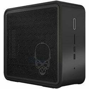 Intel NUC 9 Extreme Kit, BXNUC9I7QNX1, Intel Core i7 9750H up to 4.5GHz, 2xDDR4 SDRAM slots, PCIe/SATA (2 x M.2 (Key M)), Intel Wi-Fi 6 AX200, Bluetooth 5, Intel UHD Graphics 630
