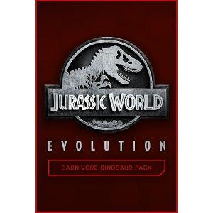 Jurassic World Evolution: Carnivore Dinosaur Pack Steam Key
